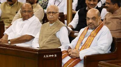 बीजेपी के चाणक्य की रातनीति पर बूढ़े चाणक्य शरद पवार की राजनीति भारी, फिर पलटा महाराष्ट्र में गेम!