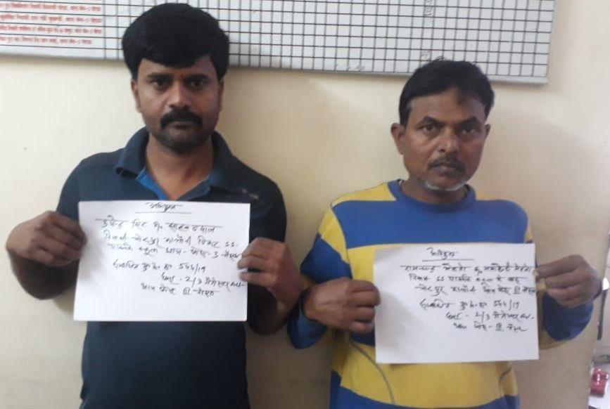 एसएसपी वैभव कृष्ण के वांछित अपराधियों को पकड़ने के अभियान को लेकर थाना फेस-3 पुलिस गंभीर,7 वांछित अपराधियों में से 2 पकड़े