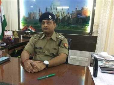 मुरादाबाद एसएसपी अमित पाठक की बड़ी कार्यवाही, गलशहीद थाने में तैनात 14 पुलिसकर्मी निलंबित