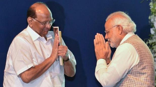 PM मोदी से मीटिंग का किया शरद पवार ने खुलासा