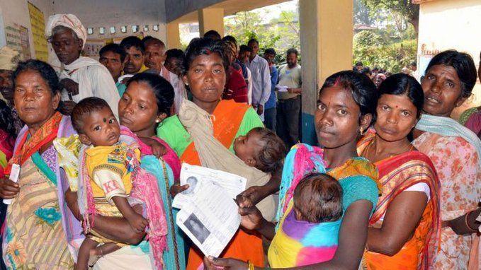 झारखंड विधानसभा चुनाव: पहले चरण में मतदान 62.87 प्रतिशत हुआ