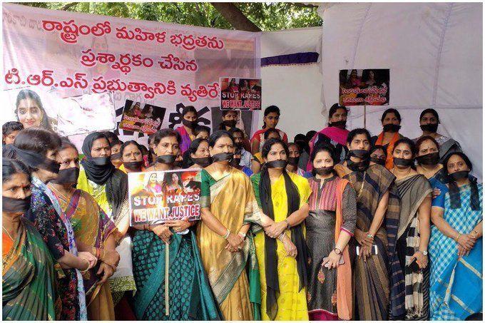 हैदराबाद गैंगरेप मर्डर केस: आरोपी की माँ का बड़ा ऐलान मेरे बेटे को चाहे जिंदा जला दो या फांसी दे दो!