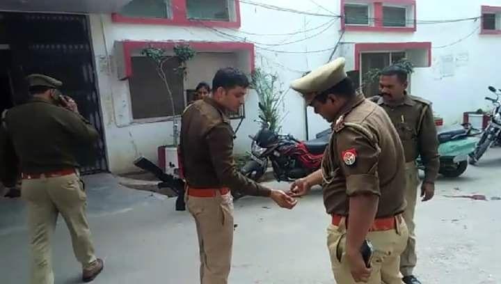 शाहजहांपुर में पीडब्ल्यूडी ठेकेदार राकेश यादव की गोली मारकर हत्या
