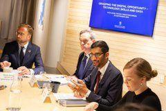 कौन है वो भारतीय जिनको मिला है गूगल की पैरेंट कंपनी एल्फाबेट के CEO का पद