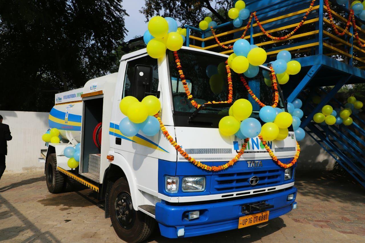 नोएडा में घर बैठे पायें डीजल, भारत पेट्रोलियम ने शुरू की सेवा