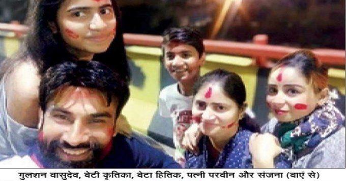इंदिरापुरम सुसाइड केस : जान लेने पर आमादा पिता से बेटी ने किया था संघर्ष!