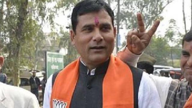 BJP विधायक नन्द किशोर गुर्जर के प्रतिनिधि को गाजियाबाद पुलिस ने किया गिरफ्तार