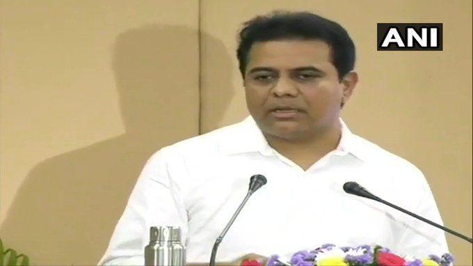 तेलंगाना सीएम के मंत्री बेटे ने हैदराबाद गैंगरेप पर पहले ही दिया था बयान