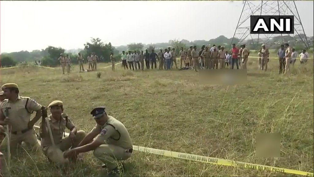हैदराबाद : परिजनों ने आरोपियों के शवों को लेने से किया इनकार, पुलिस करेगी अंतिम संस्कार
