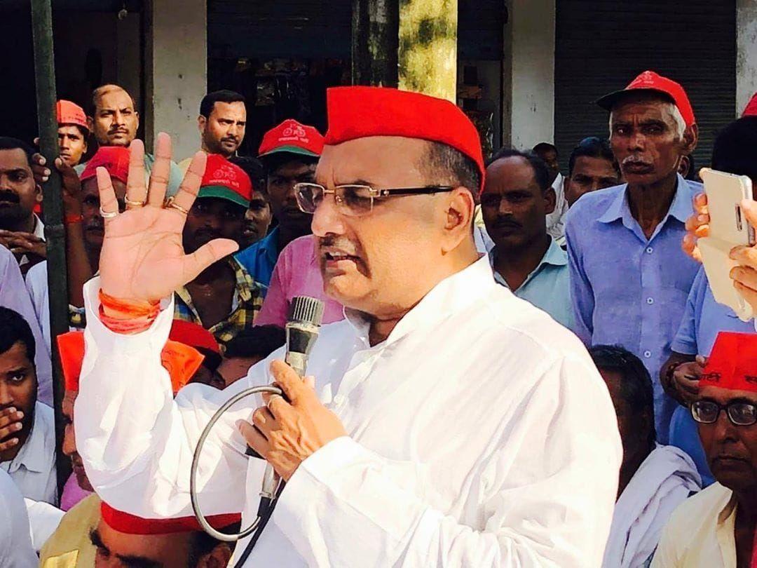 जौनपुर: अधिकारी को हटाने के लिये विधायक ललई ने सीएम योगी को लिखा पत्र, कहा इन्हें तत्काल हटाएं