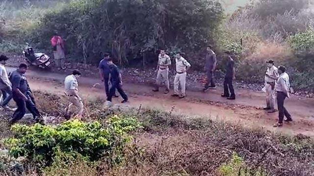 हैदराबाद गैंगरेप-मर्डर के बाद लाश को 20 मिनट तक जलाते रहे चारों कातिल, पढ़ें- आरोपियों का पूरा कबूलनामा