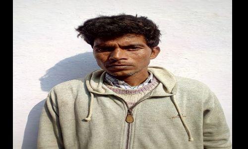 बाराबंकी पुलिस ने गैंगेस्टर एक्ट में वांछित 25000/-रुपये का इनामिया अपराधी किया गिरफ्तार