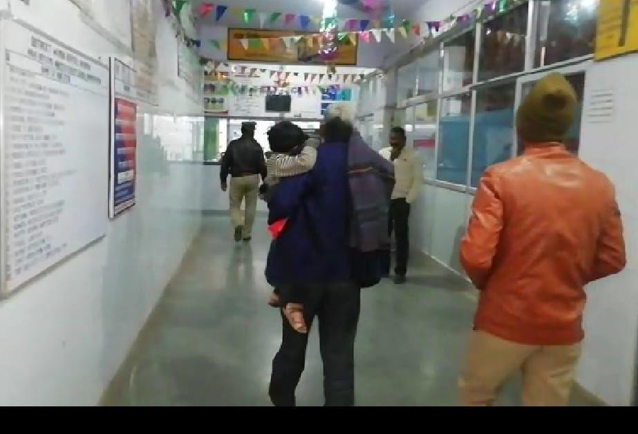 हमीरपुर में एक मासूम को युवक ने बनाया हवस का शिकार, लहुलुहान मासूम अस्पताल में भर्ती