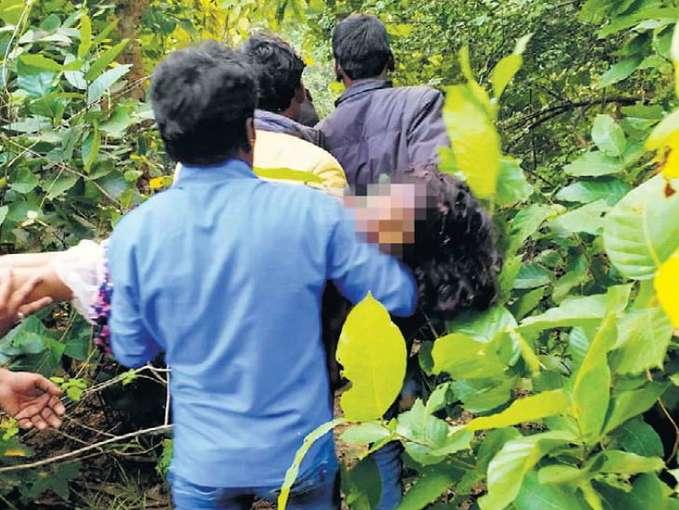 दो बच्चियों की दुष्कर्म के बाद हत्या, फल खिलाने के बहाने जंगल ले गया था आरोपी
