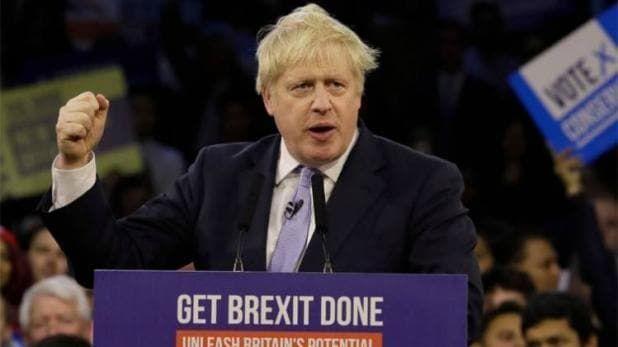 ब्रिटेन चुनाव: शुरुआती रुझान में लेबर पार्टी को बढ़त, एग्जिट पोल में कंजरवेटिव को बहुमत