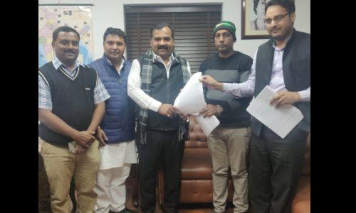 दिल्ली विश्वविद्यालय के तदर्थ शिक्षकों के समायोजन के समर्थन में कांग्रेस सांसदों ने लिखा प्रधानमंत्री को पत्र