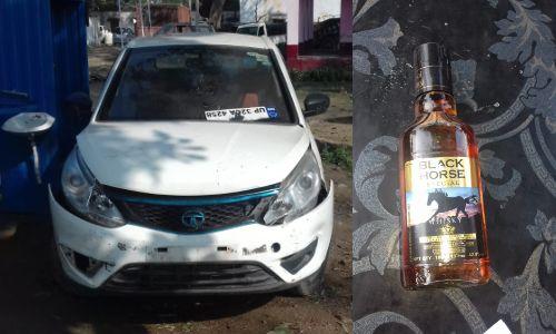बाराबंकी : हरियाणा से बिहार जा रही थी शराब, तीन शराब तस्कर गिरफ्तार, मुकदमा दर्ज