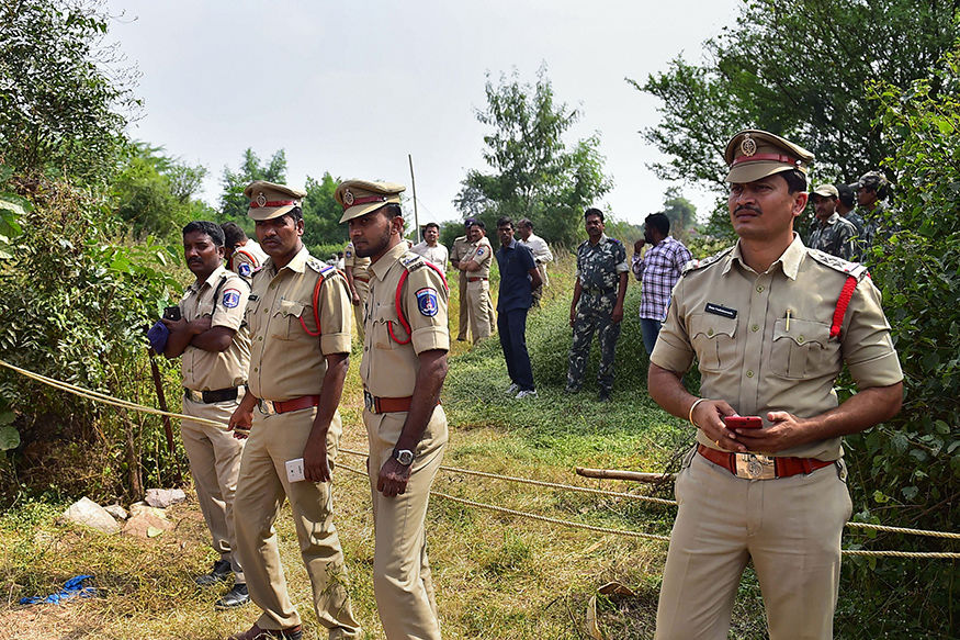 हैदराबाद गैंगरेप: 2 आरोपियों को लेकर पुलिस ने किये नए खुलासे