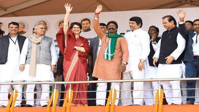 मात्र 3 फीसदी वोट के अंतर से BJP के हाथ से छिन गया झारखंड का ताज, कैसे कर दिया