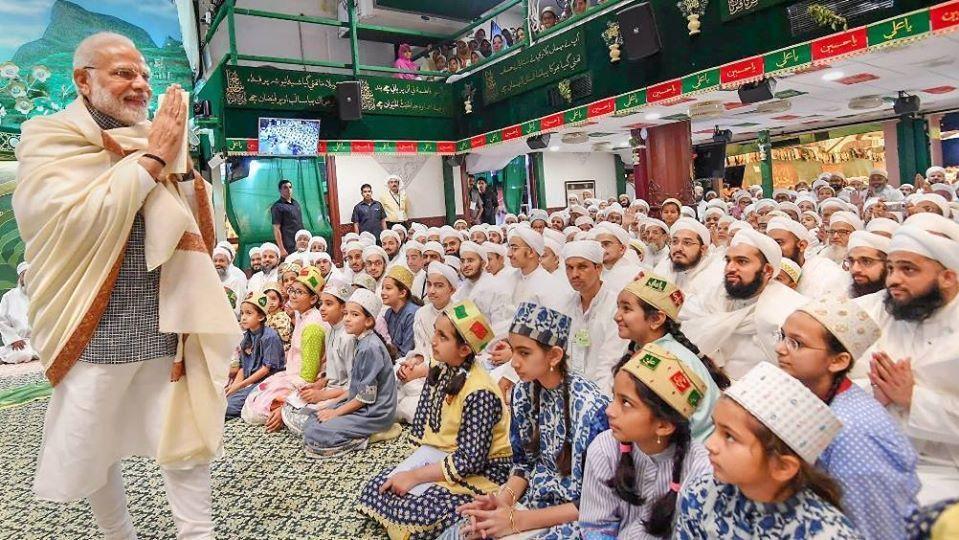 खौफनाक मुस्लिम कैसे एक ही झटके में हो गया बीजेपी से बेख़ौफ़!