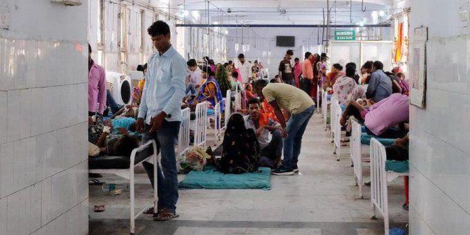 राजस्थान : कोटा में 48 घंटे में 9 और बच्चों ने तोड़ा दम, अब तक 100 की मौत