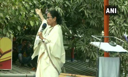 सीएए पर ममता का रुख हुआ हमलावर, भाजपा पर लगाया बड़ा आरोप