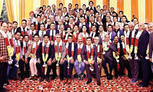 विपिन मल्हन फिर बने नोएडा एंटरप्रिनियोर्स असोसिएशन के अध्यक्ष