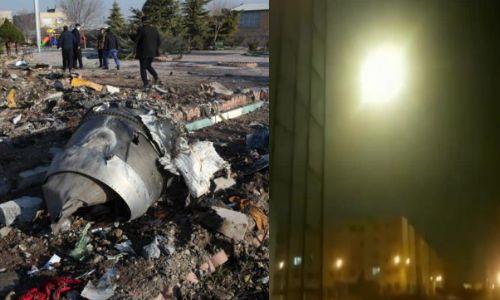 यूक्रेन के विमान को ईरानी मिसाइल ने ही मार गिराया, कनाडा के बाद अब ब्रिटेन ने भी किया दावा, VIDEO से खुलासा?