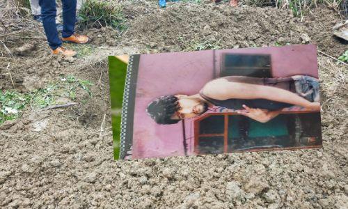 पीलीभीत में सात माह पहले दफन किये गये शव को कब्र से निकाला गया