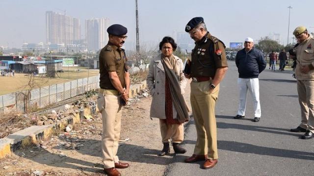 नोएडा में गौरव चंदेल की हत्या के बाद, बदमाशों ने किया कारोबारी के बेटे को अगवा करने का प्रयास