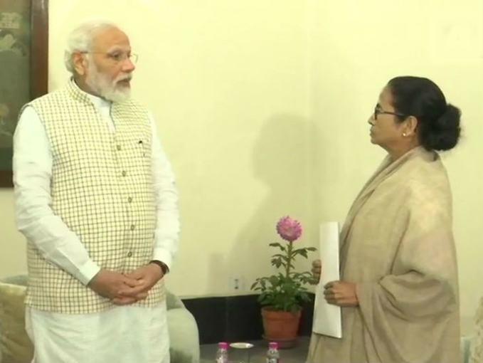ममता बनर्जी ने मोदी से की CAA और NRC पर की बात,तो मोदी ने दिया ये जवाब