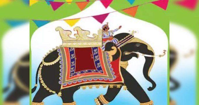 गोवा में गे कपल की शादी में हाथी पर निकली बारात, मचा हंगामा और फिर जांच का हुआ आदेश
