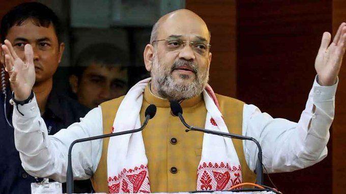 अमित शाह की राहुल गांधी और ममता बनर्जी को चुनौती, कहा- CAA से नागरिकता जाने की बात को साबित करके दिखाएं...