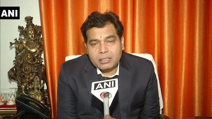 यूपी के मंत्री श्रीकांत शर्मा ने कहा, सरकार ने नागरिकता संसोधन एक्ट की अधिसूचना जारी की