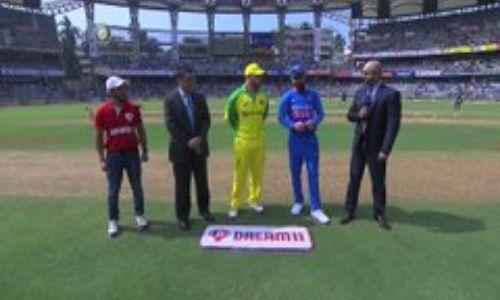 India vs Australia, 1st ODI Live Score: पुरा ओवर भी नहीं खेल पाया भारत, ऑस्ट्रेलिया के सामने 256 रनों का लक्ष्य