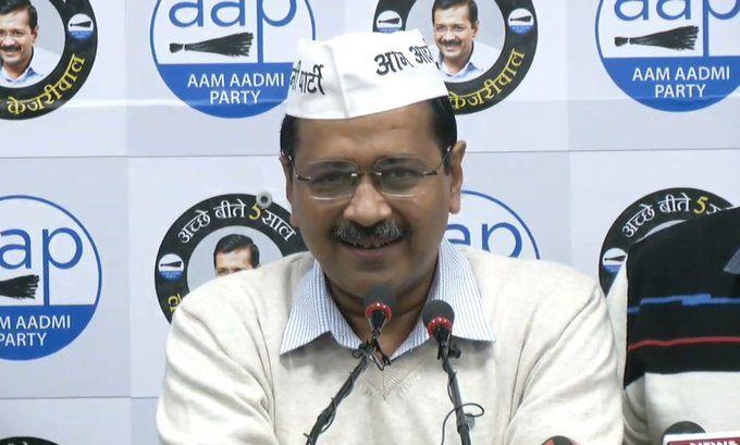 दिल्ली चुनाव: आप ने सभी 70 सीटों पर उम्मीदवारों के नामों का किया ऐलान,सीएम अरविंद केजरीवाल इस सीट से लड़ेंगे चुनाव,देखे पुरी लिस्ट