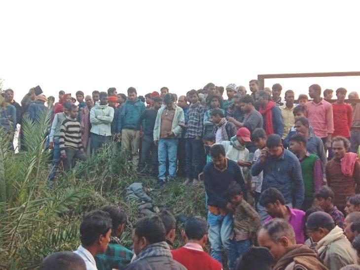 बिहार में ट्रेन से टकराई बैलगाड़ी, पांच की मौत, दो गंभीर रूप से घायल