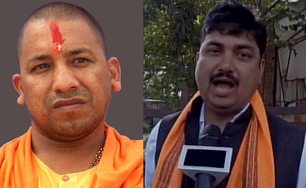 बड़ी खबर: सपा में विलय होगी हिन्दू युवा वाहिनी - सुनील सिंह