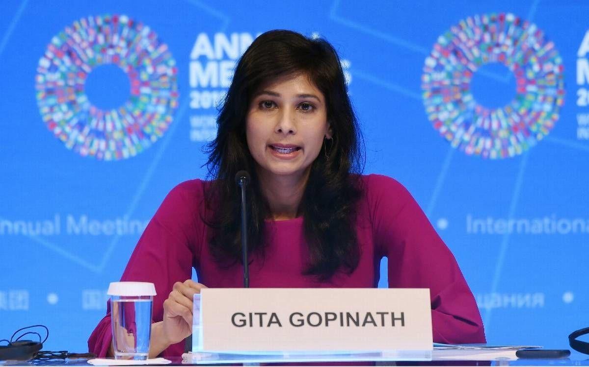 कौन हैं IMF चीफ गीता गोपीनाथ? जिनकी भविष्यवाणी ने सेंसेक्स को किया धड़ाम