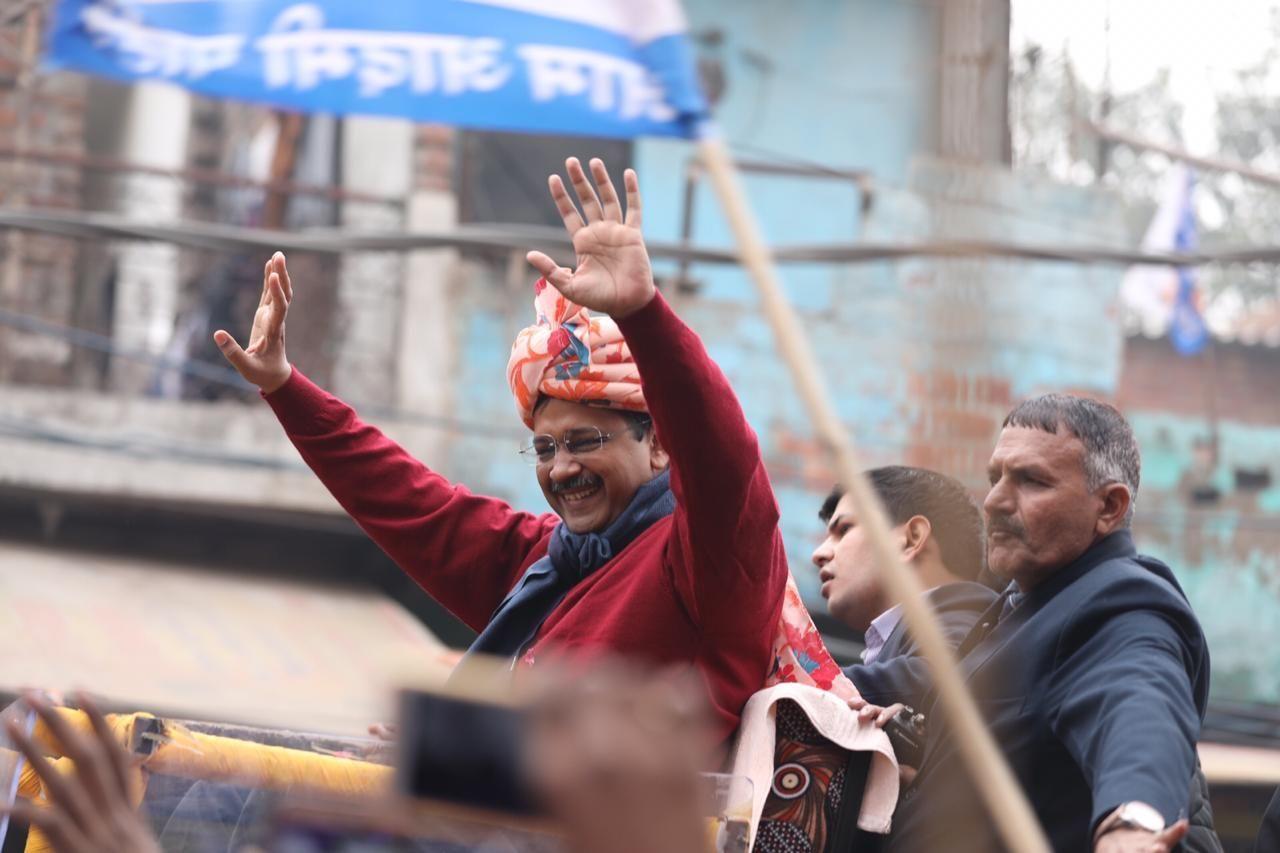 दिल्ली में आप के चुनावी धमाल से एनआरआई समूह इस बार गायब