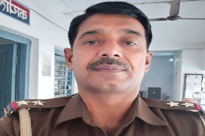 बरेली में पीसीआर वैन को ट्रक ने मारी टक्कर,दारोगा रणधीर सिंह की मौत, 2 पुलिसकर्मी घायल