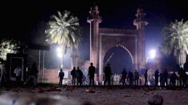 अलीगढ़ मुस्लिम यूनिवर्सिटी से निकाले गए छात्र नेताओं पर केस दर्ज, गुंडा एक्ट भी लगाने की तैयारी