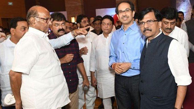 क्या CM उद्धव, संजय राउत और शरद पवार के टैप होते थे फोन कॉल? जांच के आदेश
