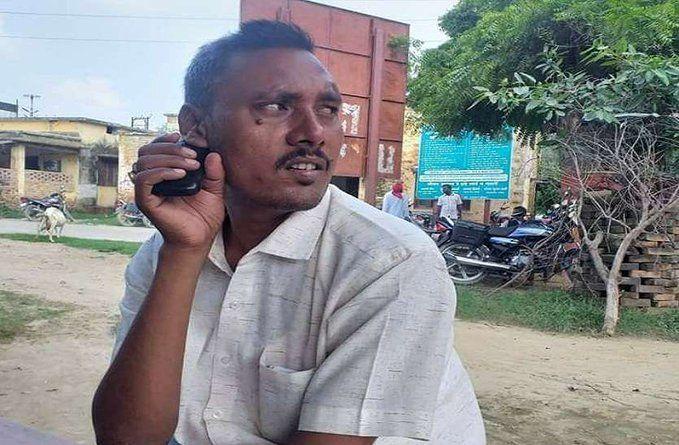 यूपी के गाजीपुर में सपा विधायक के भाई की हत्या, खून से सनी लाश