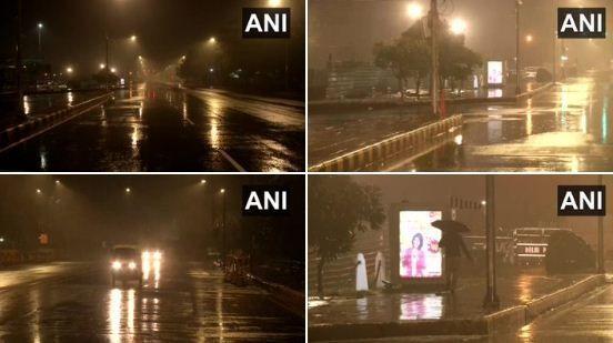 दिल्ली-एनसीआर में बदला मौसम का मिजाज, इस दिन हो सकती है बारिश