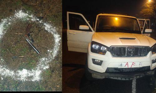 नोएडा: थाना बीटा-2 पुलिस ने मुठभेड़ के दौरान पकड़ा एक शातिर लूटेरा, कब्जे से एक गाड़ी बरामद, कमिश्नर ने दिया टीम को एक लाख का इनाम