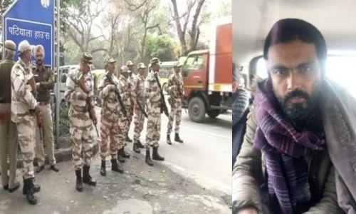 शरजील इमाम को कोर्ट में पेशी के लिए दिल्ली लाया गया, सुरक्षा के कड़े इंतजाम, लगा है ये आरोप