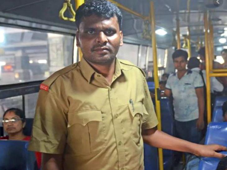 हौसले को सलाम : बस कंडक्टर ने 8 घंटे की नौकरी और बिना कोचिंग के 5 घंटे पढ़ाई कर UPSC परीक्षा पास की
