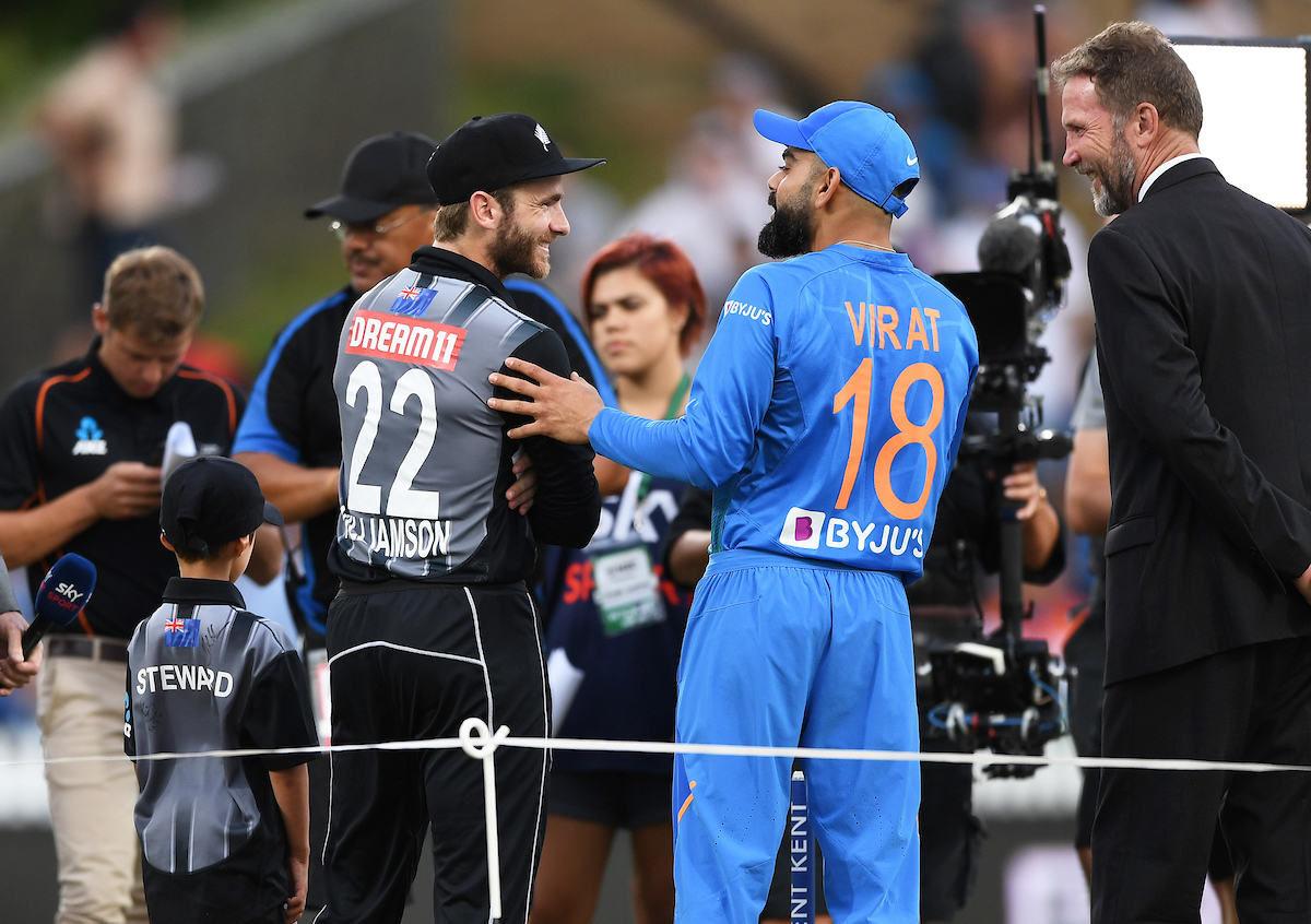 NZvsIND टी-20:  जानिए कब, कहां और कैसे देखें इंडिया और न्यूजीलैंड का चौथा टी-20 मैच