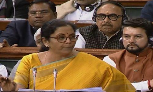 Budget 2020: निर्मला सीतारमण को क्यों याद आए राजीव गांधी